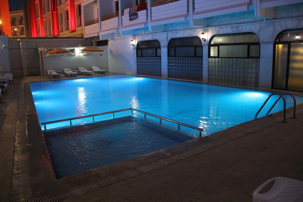 Отдых в отеле Hamidiye Hotel