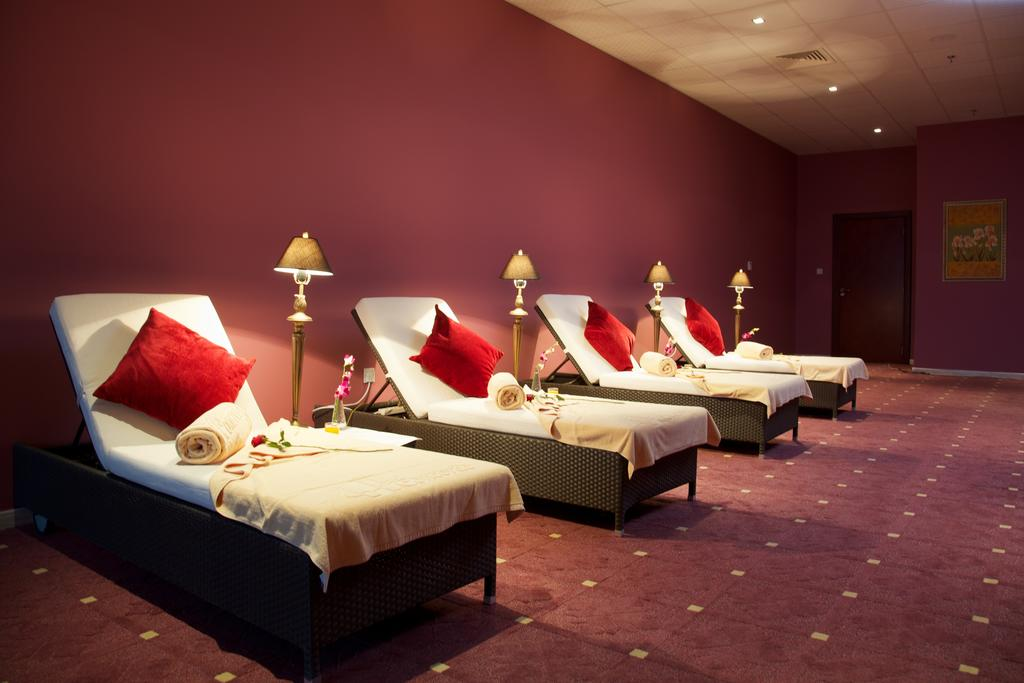 Concorde Hotel Fujairah цена