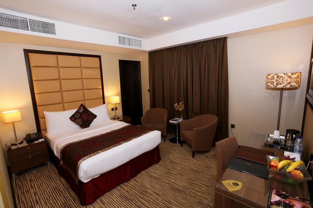 Отзывы туристов Al Hamra Hotel