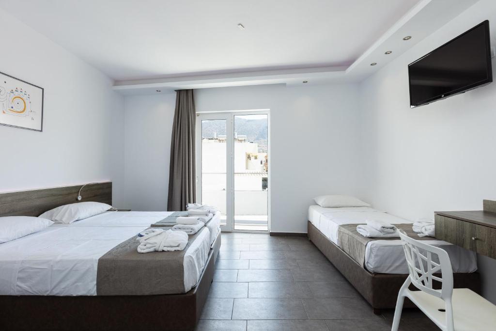 Греція Kahlua Hotel and Suites (ex. Kahlua Boutique Hotel)
