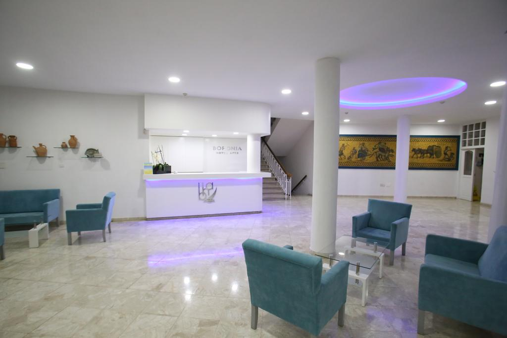 Boronia Hotel Apartments, Ларнака, фотографии туров