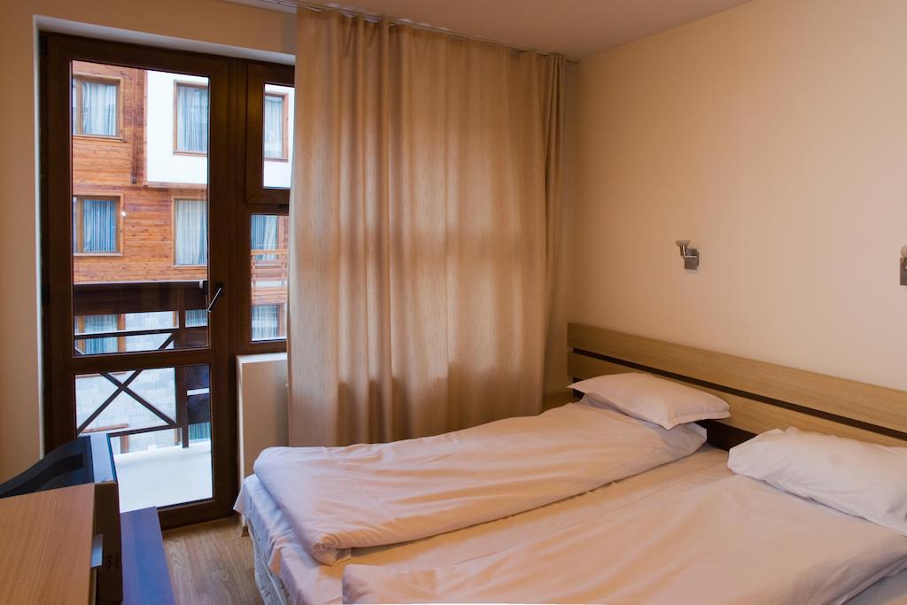 Отдых в отеле Belmont Apart-Hotel