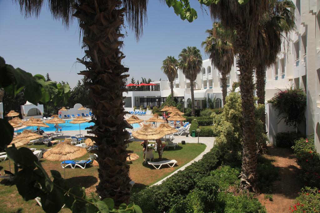 Горящие туры в отель Menara Hotel Хаммамет Тунис