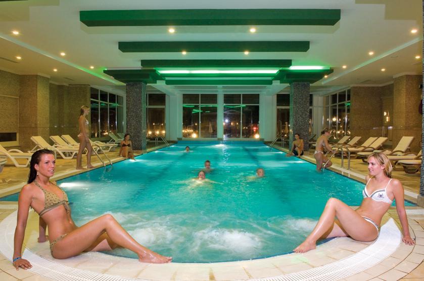 Hedef Resort & Spa, Аланья, фотографії турів