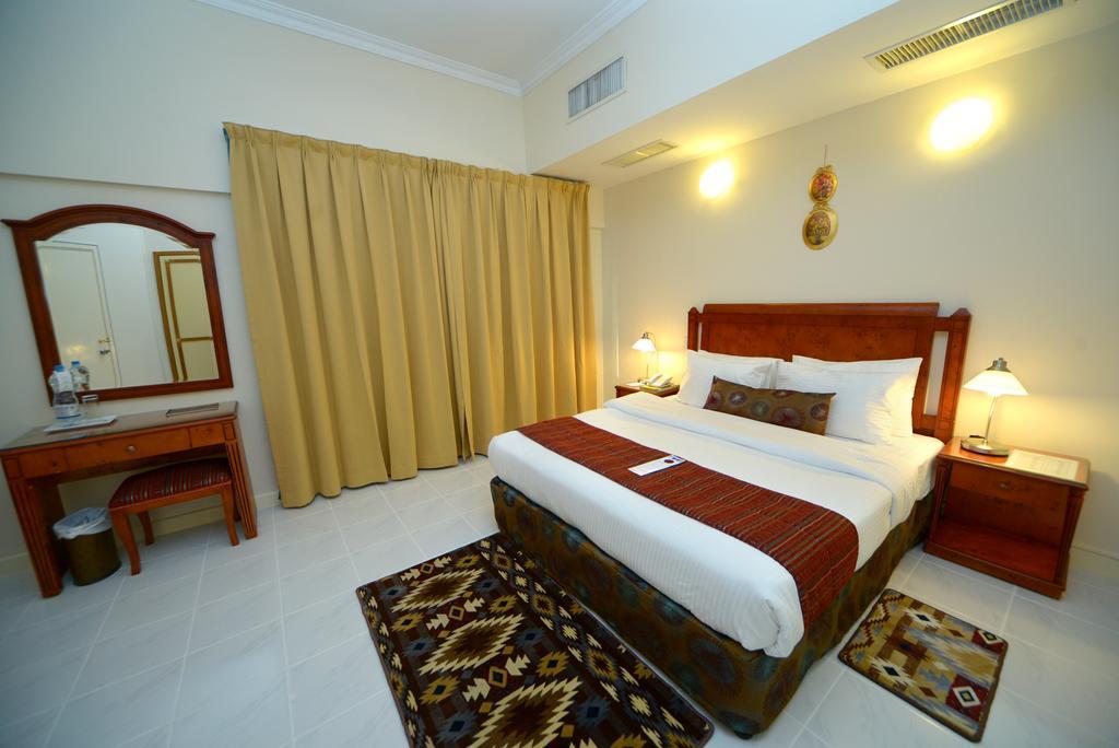 Nejoum Al Emarate Hotel Sharjah, фотографии