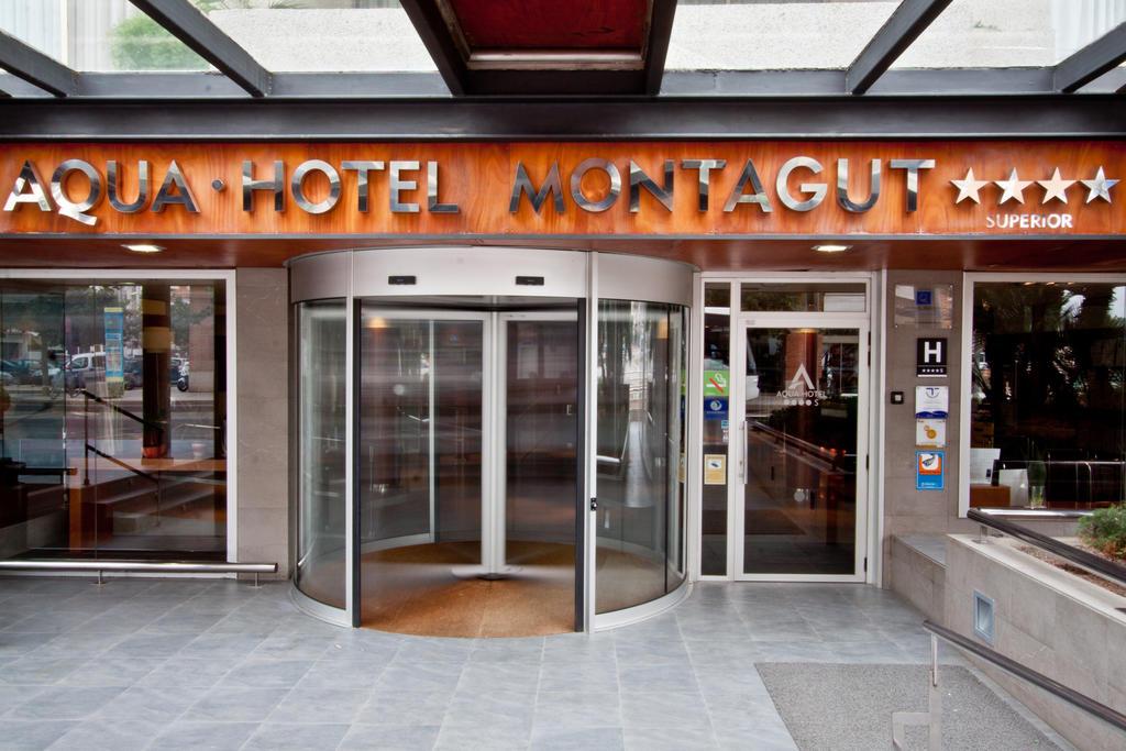 Горящие туры в отель Aqua Hotel Montagut Коста-де-Барселона-Маресме Испания