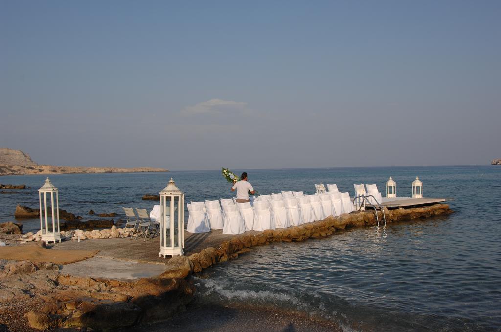 Відгуки гостей готелю Aquagrand of Lindos Exclusive Deluxe Resort