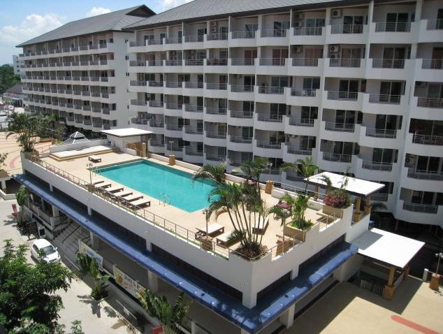 Jomtien Plaza Residence, Паттайя