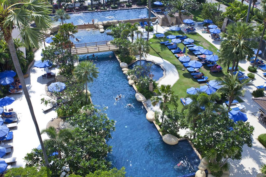 Туры в отель Jomtien Palm Beach