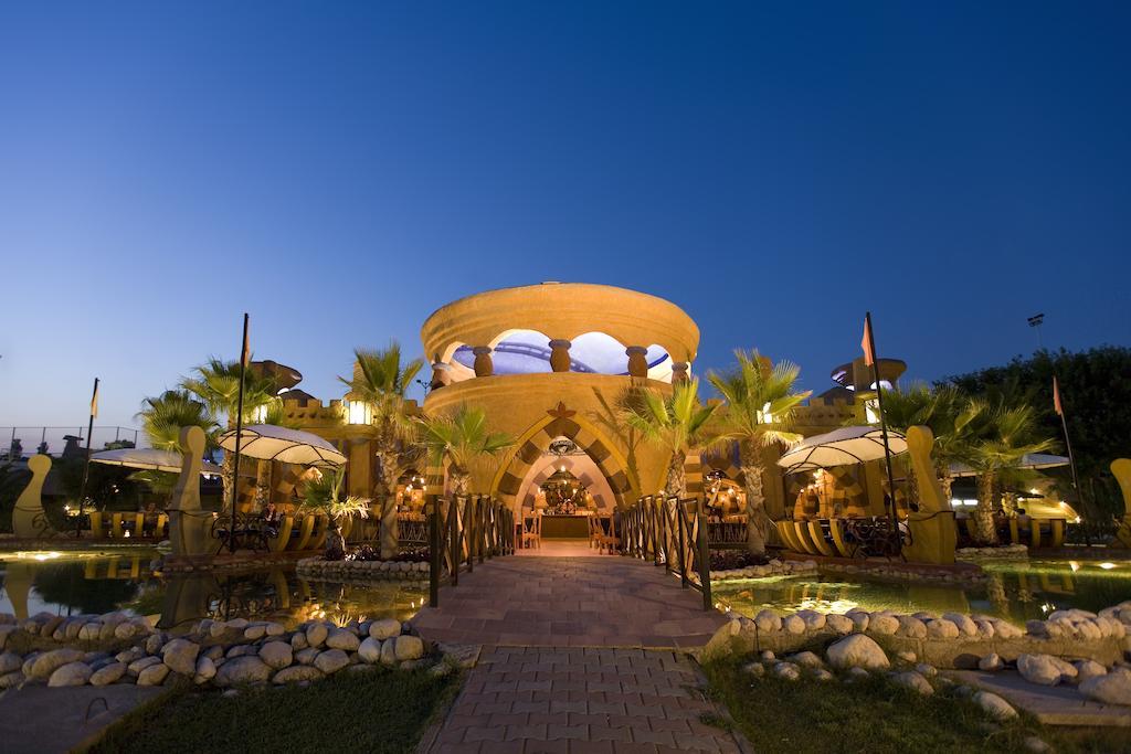 Відпочинок в готелі Kamelya Selin Hotel (ex. Kamelya World Selin) Сіде Туреччина