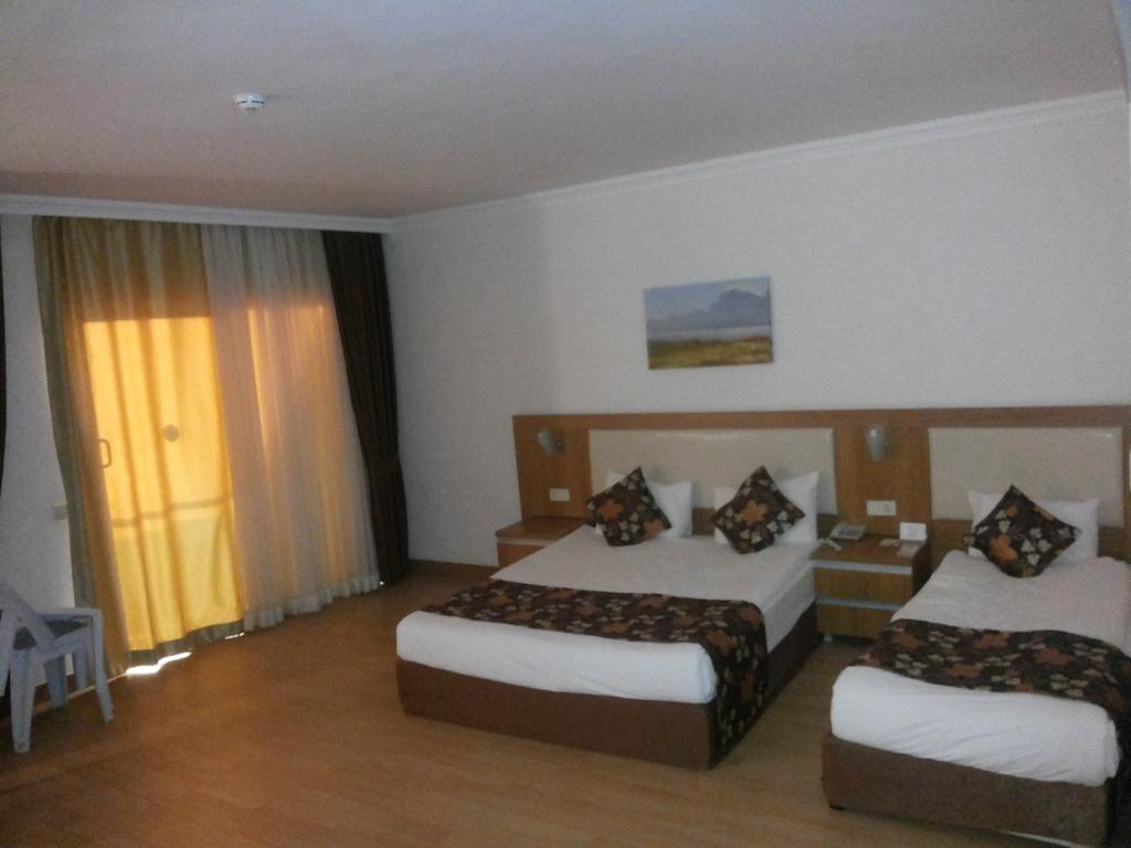 Туры в отель Hotel Cenger Beach Сиде Турция