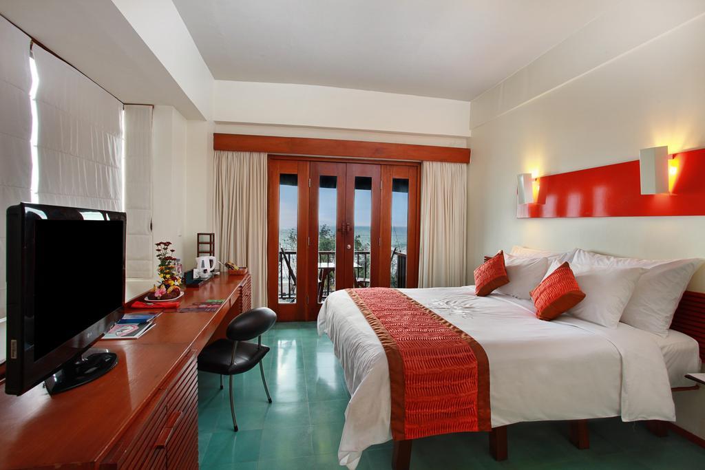 Отдых в отеле Mercure Kuta Bali