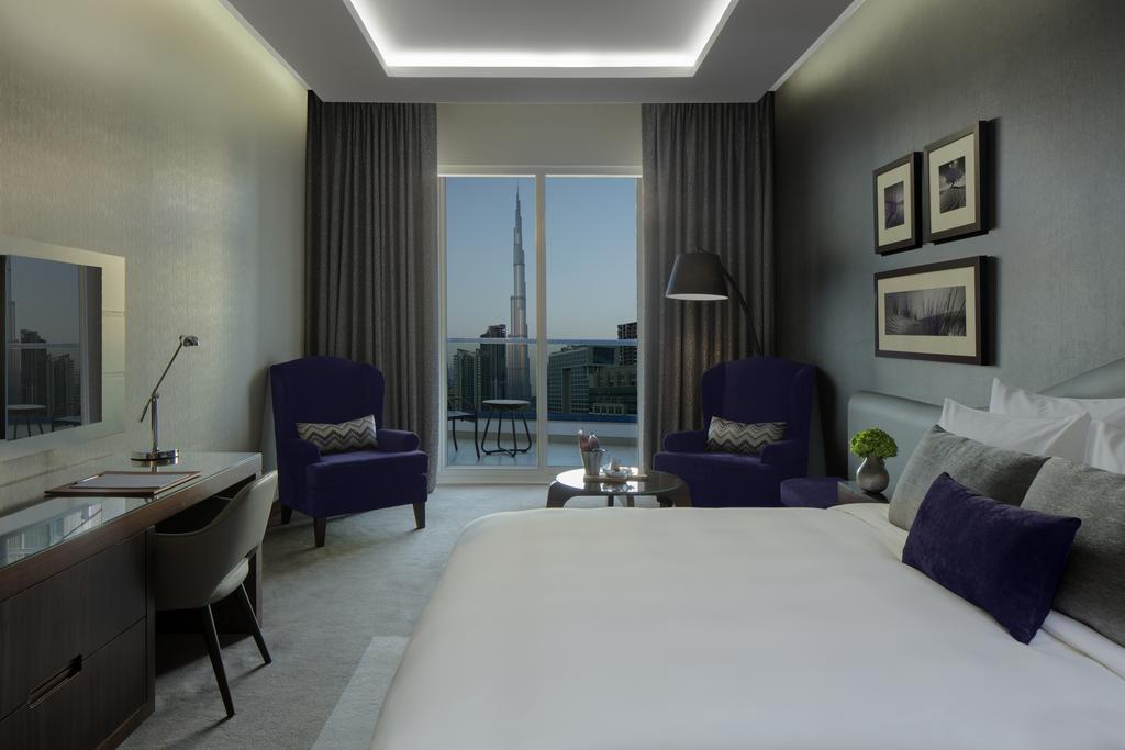 Radisson Blu Hotel Dubai Waterfront, номера