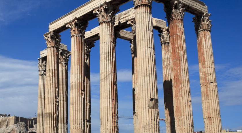 Parthenon Airotel, фото