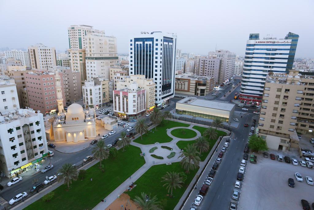 Горящие туры в отель Al Hamra Hotel Шарджа ОАЭ