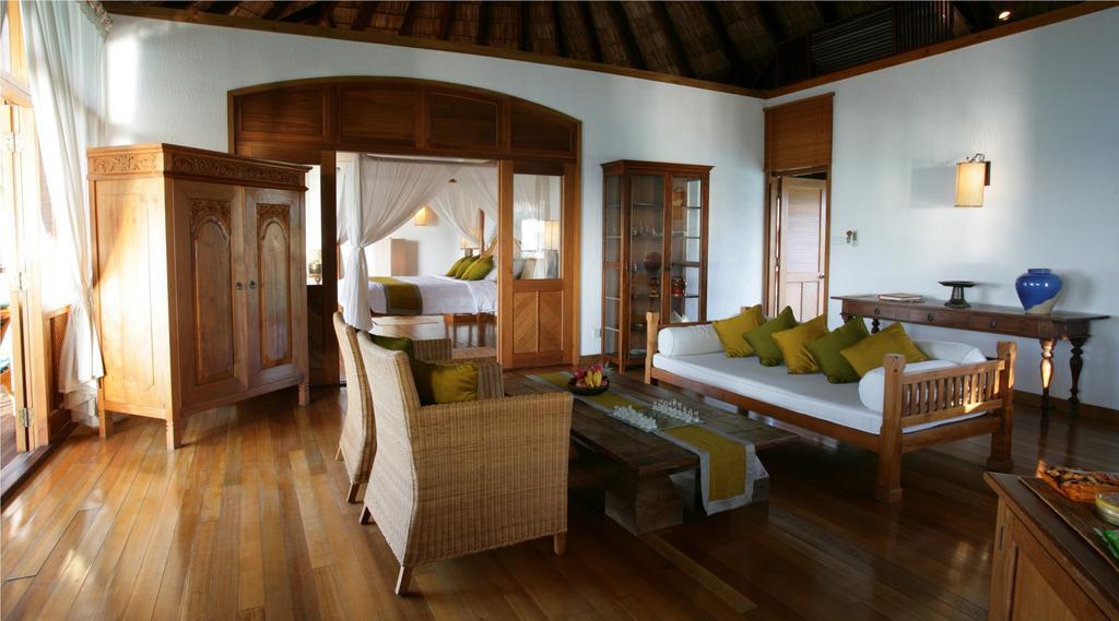 Отдых в отеле Coco Palm Dhuni Kolhu Resort & Spa Баа Атолл Мальдивы