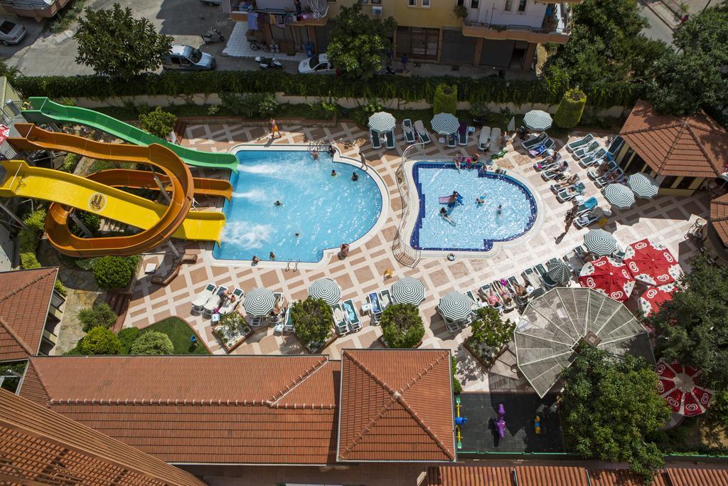 Відпочинок в готелі Villa Moonflower Aparts & Suites Аланья Туреччина