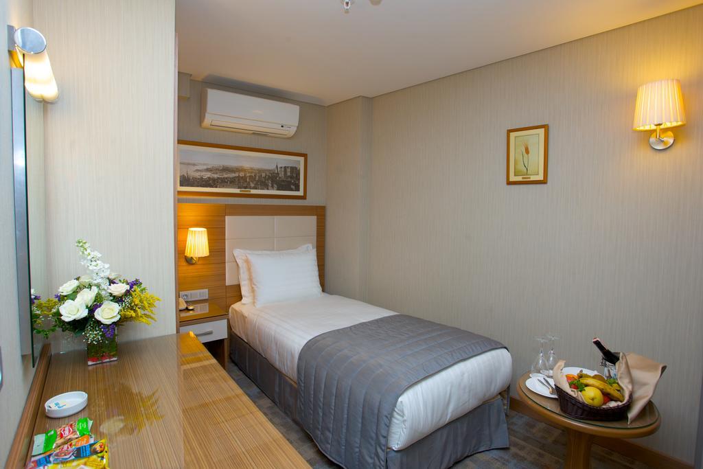 Отдых в отеле Hotel Istanbul Trend