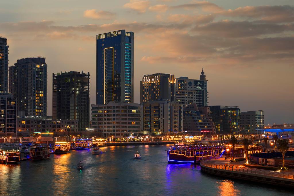 Rove Dubai Marina цена