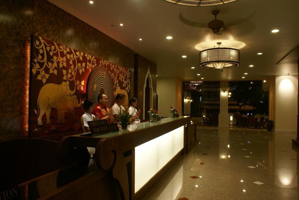 Горящие туры в отель Aiyara Palace Hotel