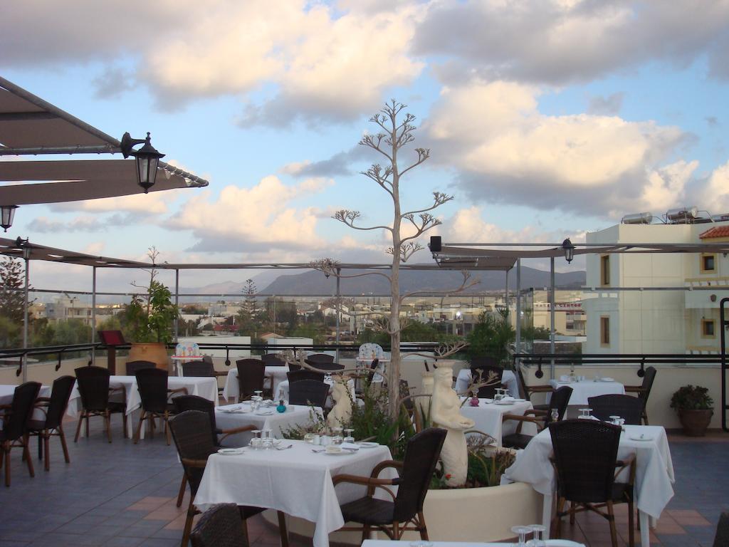 Туры в отель St. Constantin Ираклион