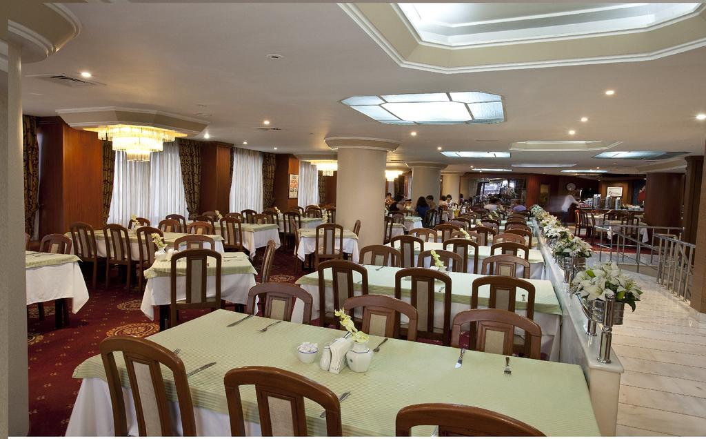 Отзывы туристов Buyuk Sahinler Hotel