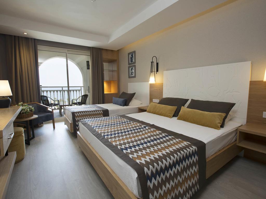 Відпочинок в готелі Kirman Hotels Sidera Luxury & Spa Аланья