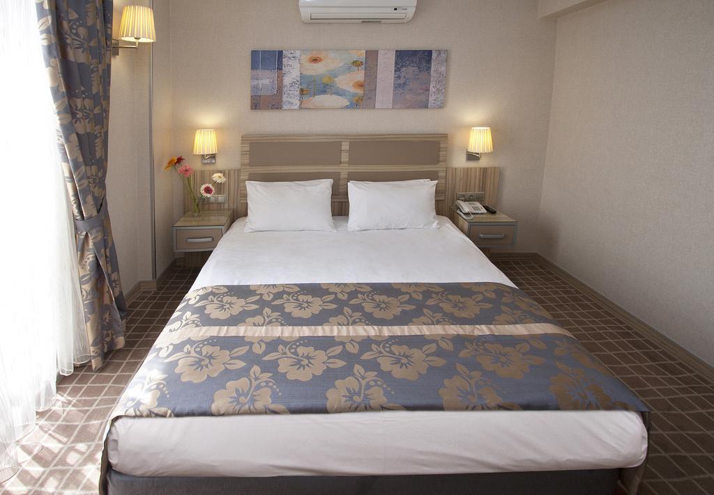 Отдых в отеле Nanda Hotel Стамбул Турция