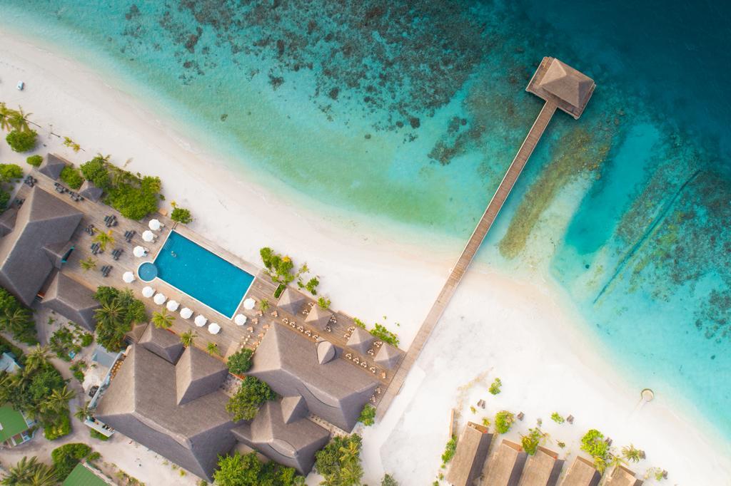 Мальдіви Kudafushi Resort & Spa