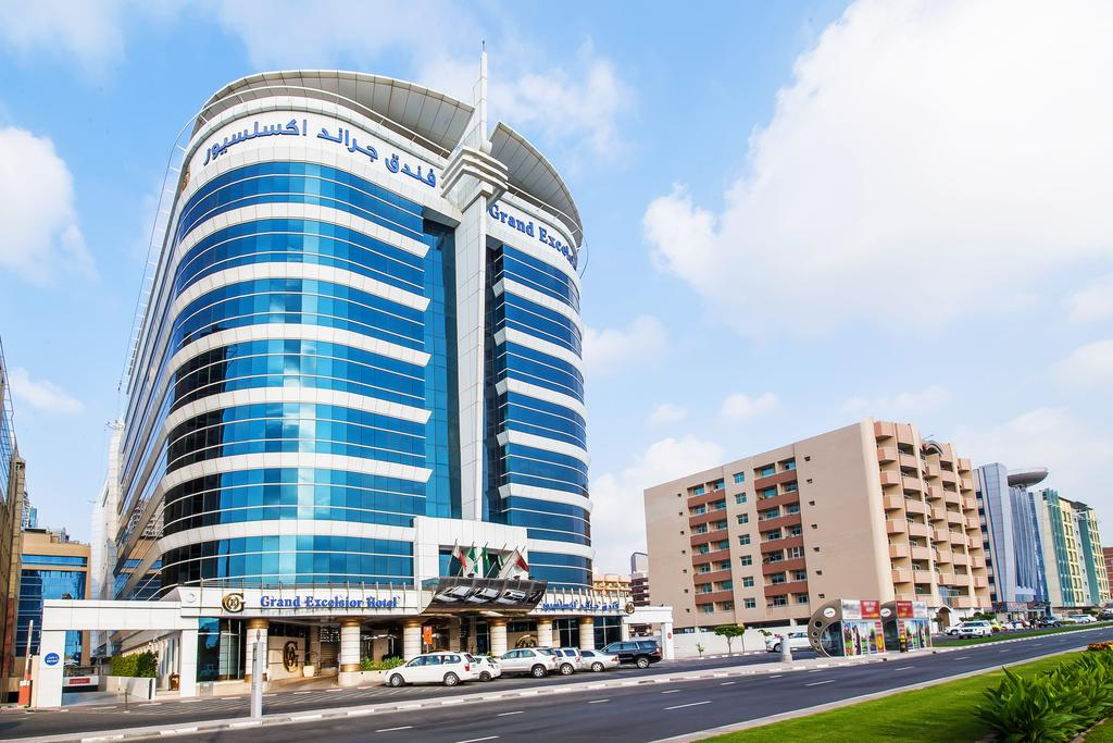 Дубай (город) Grand Excelsior Hotel Bur Dubai
