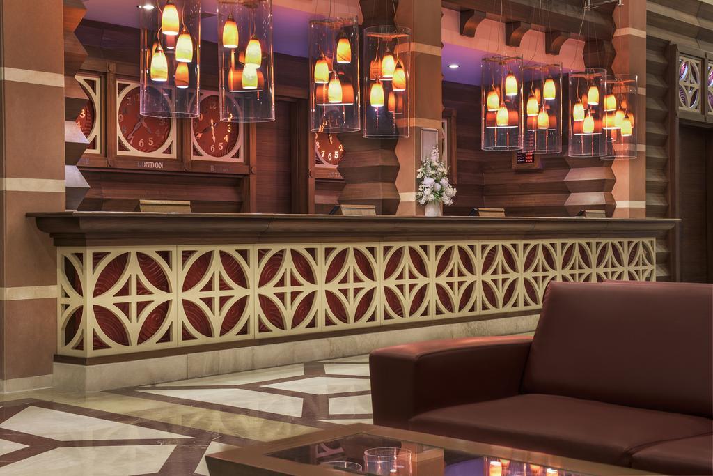 Отдых в отеле Club Mega SarayБелек