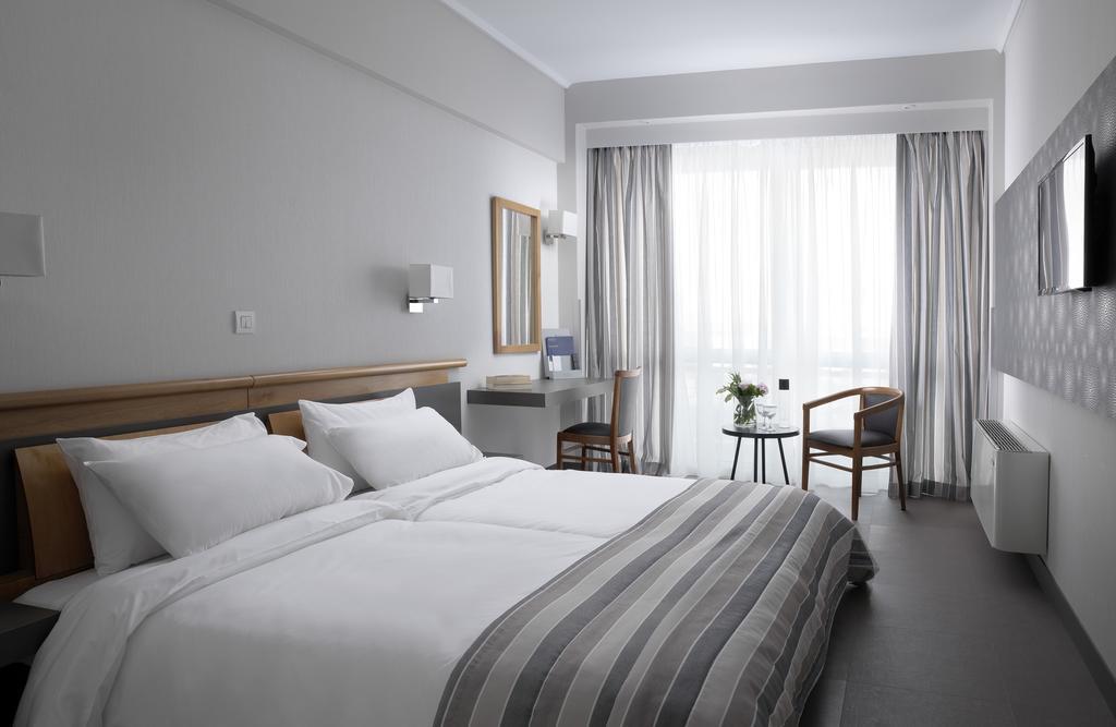 Отдых в отеле The Stanley Hotel Афины
