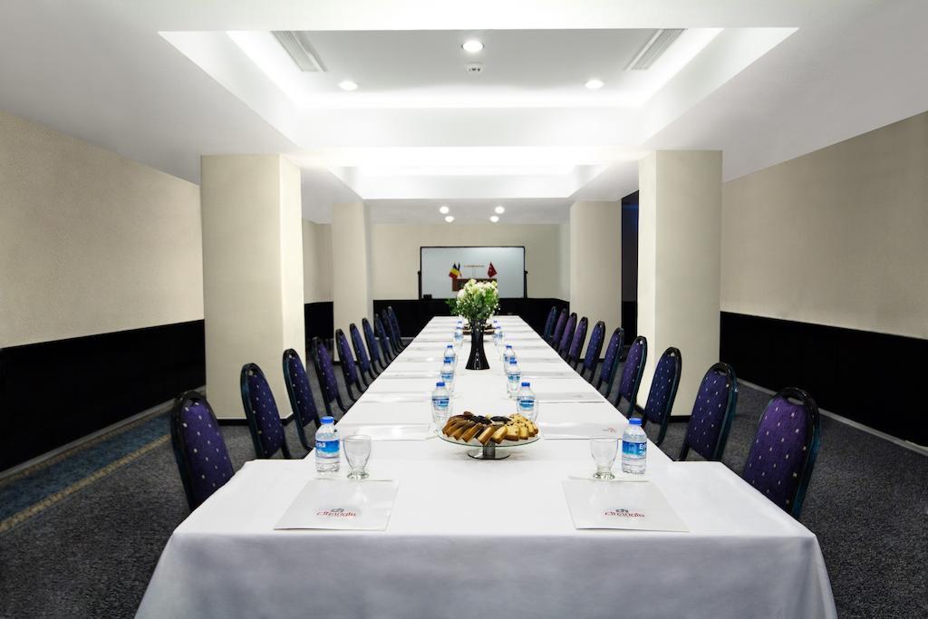 Отдых в отеле Cihangir Hotel Стамбул Турция