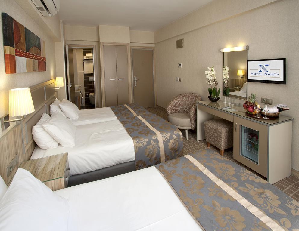 Nanda Hotel, Стамбул цены