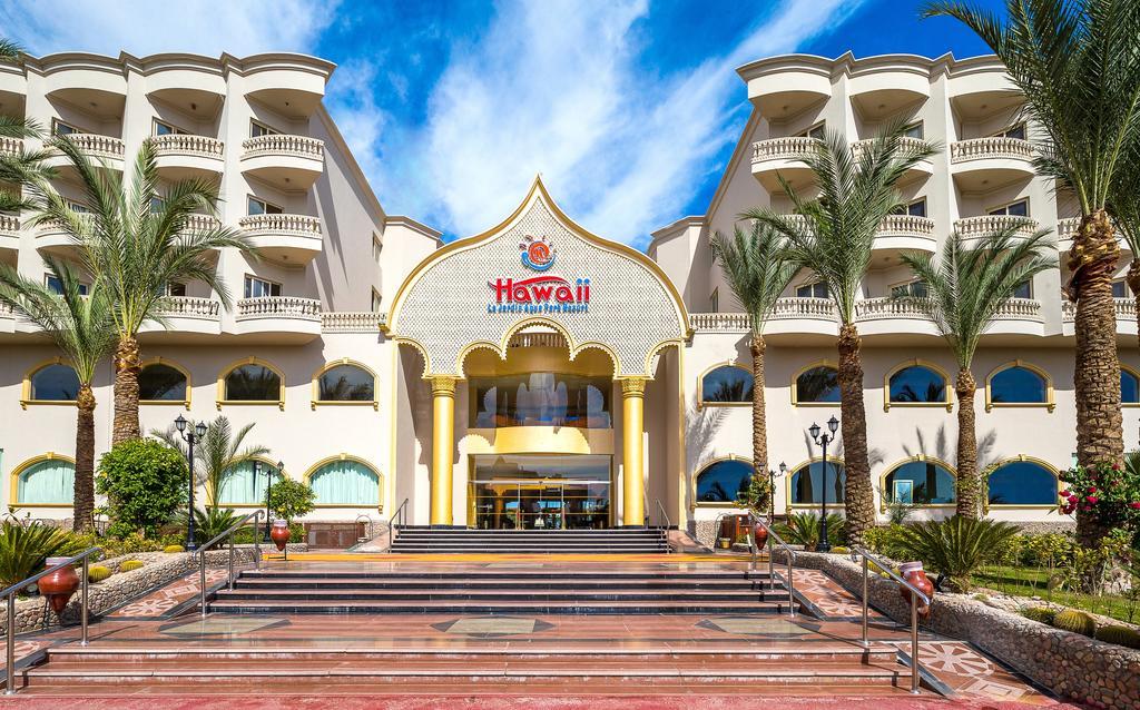 Отзывы об отеле Hawaii Le Jardian Aqua Park