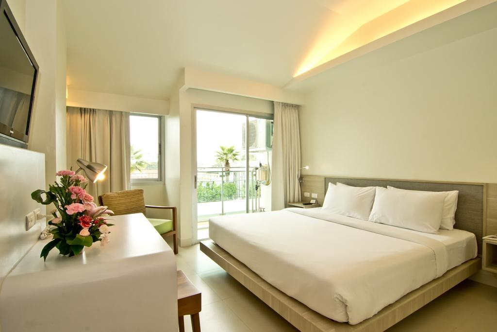 Горящие туры в отель Sunshine Hotel & Residence Паттайя Таиланд