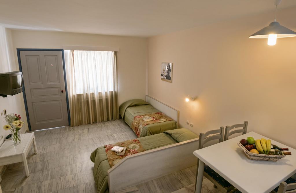 Ariadne Hotel-Apartments Греция цены