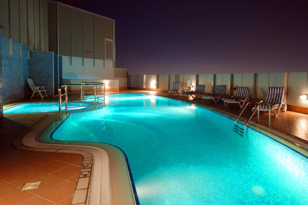 Отдых в отеле Park Inn by Radisson Hotel Apartments Дубай (город)