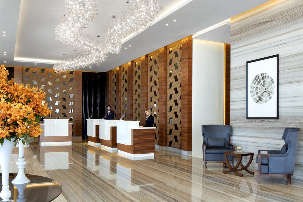 Дубай (город) Radisson Blu Hotel Dubai Waterfront