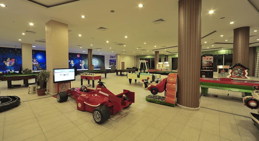 Сиде Hotel Cenger Beach
