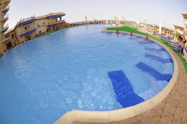 Египет Sphinx Aqua Park Beach Resort (ex. Sphinx Hotel)
