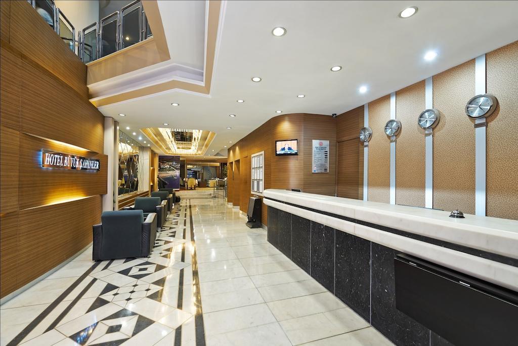 Туры в отель Buyuk Sahinler Hotel Стамбул