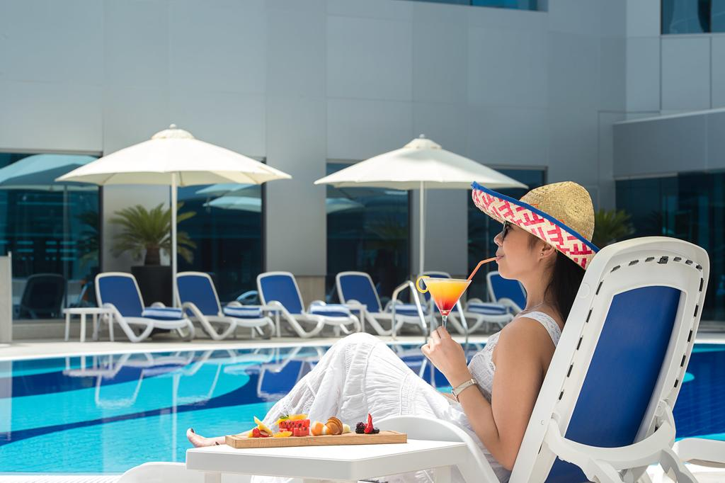 Туры в отель Gulf Court Hotel Business Bay Дубай (город) ОАЭ