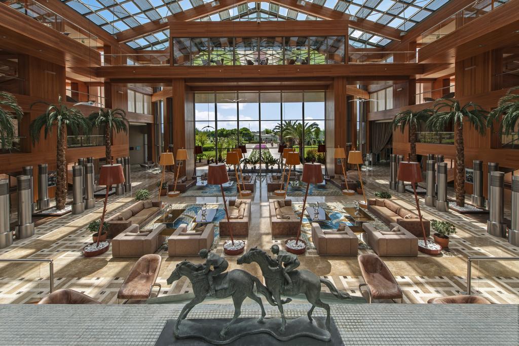Відпочинок в готелі Hilton Dalaman Sarigerme Resort & Spa