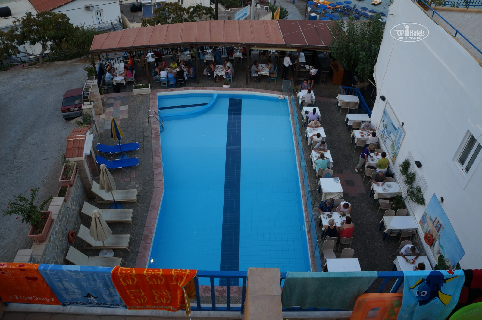 Гарячі тури в готель Sofia Mythos Beach Ретімно Греція