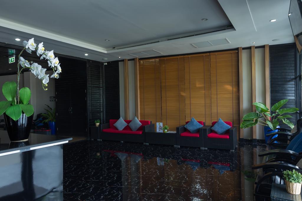 Паттайя Golden Tulip Essential Pattaya Hotel цены
