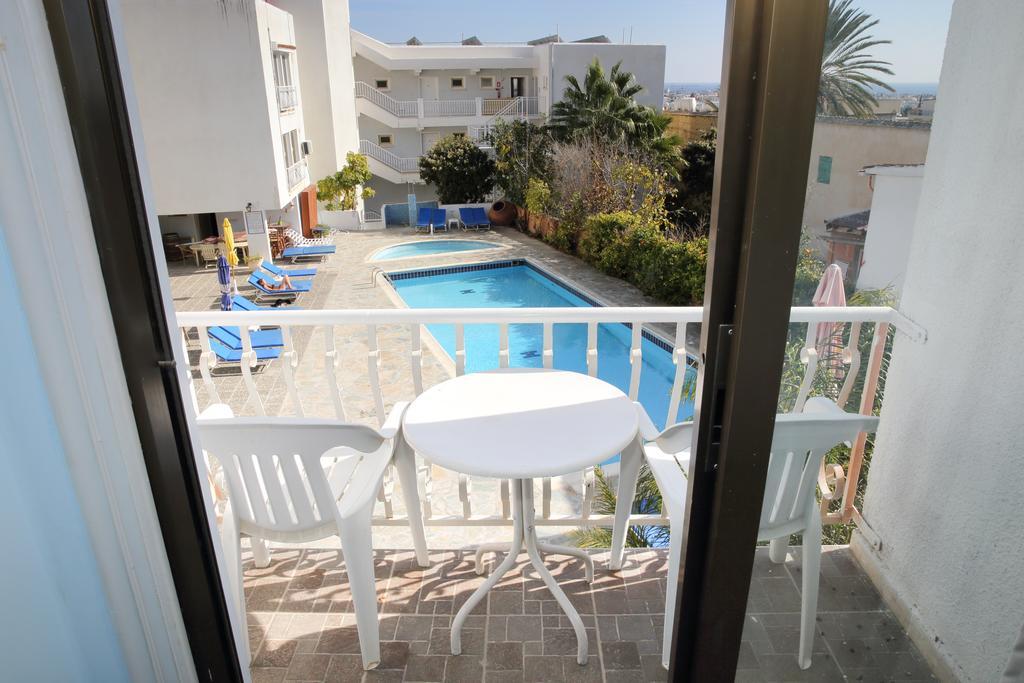 Отдых в отеле Antonis G Hotel Apartments Ларнака Кипр