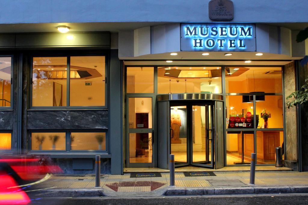 Museum Hotel (ex Best Western), Афины