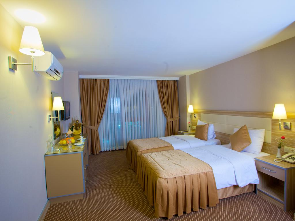 Grand Emin Hotel, Аксарай
