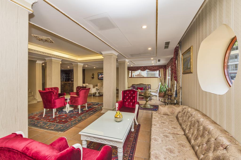 Отдых в отеле Santa Sophia Hotel Стамбул Турция